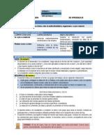COM - U4 - 4to Grado - Sesion 10.docx