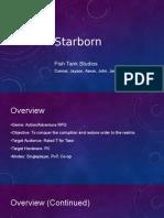 starborn final presentation
