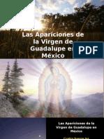 Las Apariciones de La Virgen de Guadalupe en México