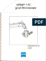 Zeiss OPMI 1 FC Surgical Microscope User Manual.pdf