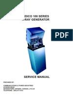 INDIC100高压发生器英文维修手册...SM