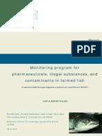 Contaminants Farmed Fish