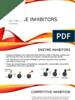 Enzyme Inhibitors Presentation