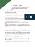 Cuenta y Clasificacion Del Activo Office