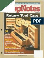 ShopNotes #67 - Rotary Tool Case.pdf