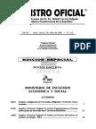ACUERDO 01257 - Reglamento de Prevención, Mitigación y Proteccion Contra Incendios
