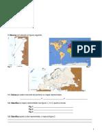 Mapas Pequena e Grande Escala