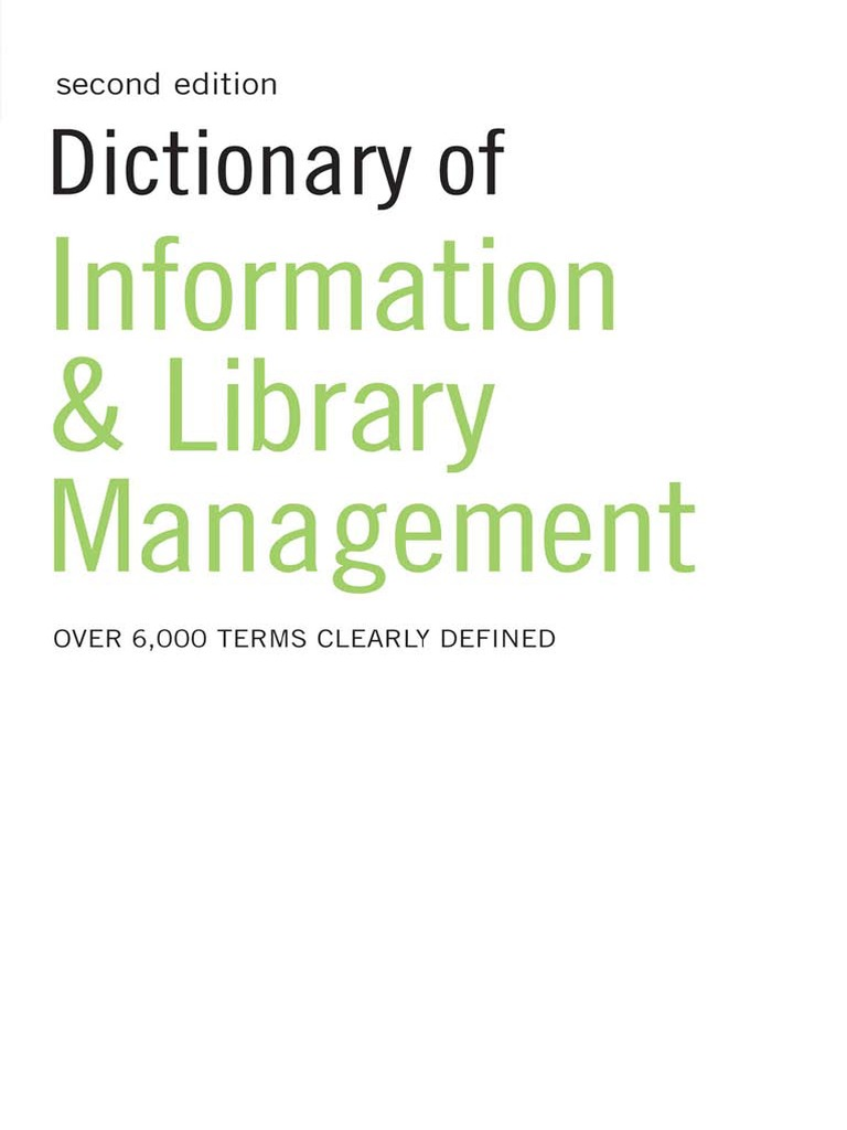 Dictionary Of Information And Library Management Archive Ascii Gutenberg Printing Press Diagram Wh 15 Sem 1 Medieval