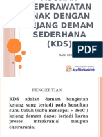 PERESENTASI KDS
