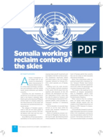 Somali Airspace