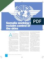 Somali Airspace