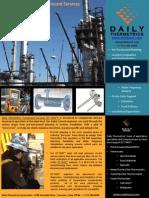 Daily Thermetrics Turnaround Services (DT-TARS™)