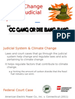 climate change court cases