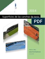 Superficies Canchas de Tenis