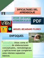 Dificultades Aprendizaje Enfoque Necesidades Educativas