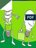 Afiches Ahorro de Energia