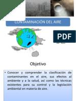 1.7 Contaminación Del Aire