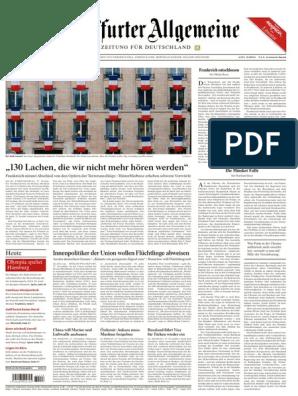 20151128 Frankfurter Allgemeine Zeitung