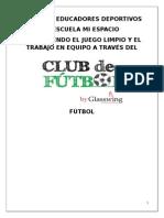 Guía Para Educadores Voluntarios de Fútbol Modulo 2
