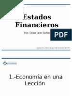 Estados Financieros 2011