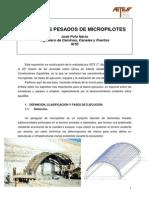 Paraguas Pesados Micropilotes