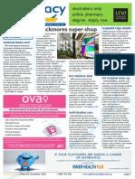 Pharmacy Daily for Fri 04 Dec 2015 - Blackmores super-shop, Online pharmacy warning, NOACs DOACs or TSOACs, Events Calendar and much more