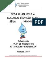 Plan de Contingencias Ultimo 2009 Modificado 002