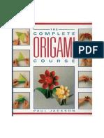 Origami Course
