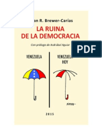 La Ruina de La Democracia