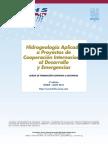 """3º Curso a distancia """"Hidrogeología Aplicada a Proyectos de Cooperación Internacional al Desarrollo y Emergencias"""""""