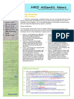 Human Resources Directorate Quarterly Newsletter