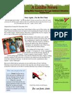 liddle newsletter dec 2015