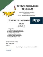Itn Ige Disorg Unidad 6 Ensayo Cuamba Ortega Carolina