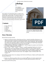Paleo-Balkan Mythology - Wikipedia, The Free Encyclopedia
