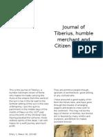 Roman Imperial Citizen Journal Example