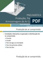 EFA - Pneumática e Hidráulica - Produção de Ar Comprimido