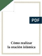 Guia Para Realizar La Oracion Islamica