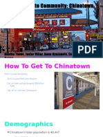 univ connections to community  chinatown