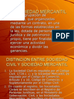 Legislacion 1er Parcial La Sociedad Mercantil. Usac 2010