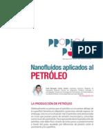 Nanofluidos Aplicados Al PETRÓLEO