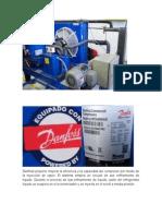 Sistema de Refrigeracion - Danfoss