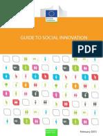 Social Innovation 2013
