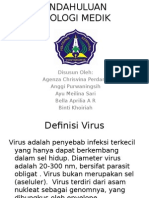 Pendahuluan Virologi