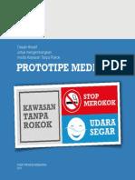 Prototype Kawasan Tanpa Rokok