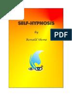 Self Hypnosis Book Ronald Shone