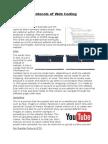 protocols of web coding
