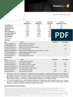 Economic Weekly Market Report-17 Sept 15