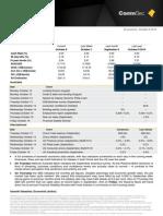 Economic Weekly Market Report-15 Oct 15