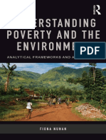 Understanding poverty and the environment