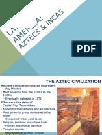 aztecs and incas notes